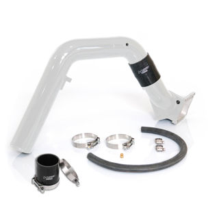 Picture of 2006-2007 Chevrolet / GMC Max Flow Bridge and Cold Side Tube Over Alt White HSP Diesel