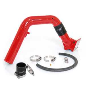 Picture of 2006-2007 Chevrolet / GMC Max Flow Bridge and Cold Side Tube Over Alt Blood Red HSP Diesel