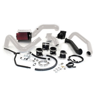 Picture of 2001-2004 Chevrolet / GMC S300 Single Install Kit No Turbo White HSP Diesel