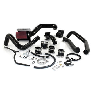 Picture of 2001-2004 Chevrolet / GMC S300 Single Install Kit No Turbo Gloss Black HSP Diesel