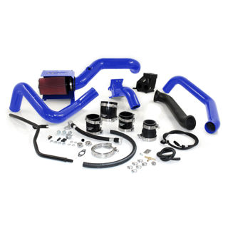 Picture of 2001-2004 Chevrolet / GMC S300 Single Install Kit No Turbo Candy Blue HSP Diesel