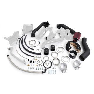 Picture of 2001-2004 Chevrolet / GMC Over Stock Twin Kit No Turbo Factory Battery Location White HSP Diesel