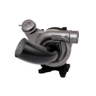 Picture of 2001-2004 Chevrolet / GMC Stock Turbo Inlet Horn Satin Black HSP Diesel