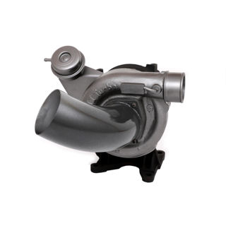 Picture of 2001-2004 Chevrolet / GMC Stock Turbo Inlet Horn Dark Grey HSP Diesel