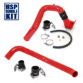 Picture of 2006-2010 Chevrolet / GMC Intercooler Charge Pipe Bundle Blood Red HSP Diesel