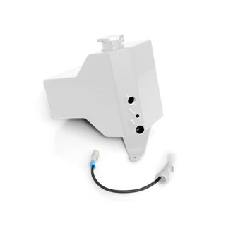 Picture of 2001-2007 Chevrolet / GMC Factory Replacement Coolant Tank White HSP Diesel