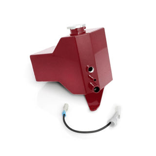 Picture of 2001-2007 Chevrolet / GMC Factory Replacement Coolant Tank Candy Red HSP Diesel