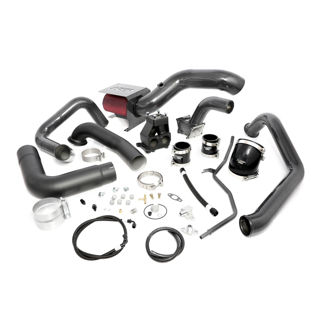 Picture of 2001-2004 Chevrolet / GMC S400 Single Install Kit No Turbo Dark Grey HSP Diesel