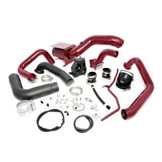 Picture of 2001-2004 Chevrolet / GMC S400 Single Install Kit No Turbo Candy Red HSP Diesel