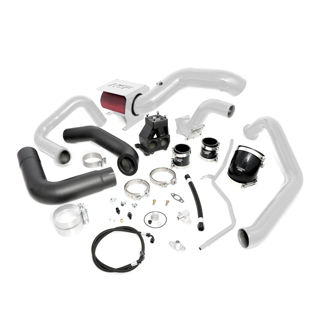 Picture of 2004.5-2005 Chevrolet / GMC S400 Single Install Kit No Turbo White HSP Diesel