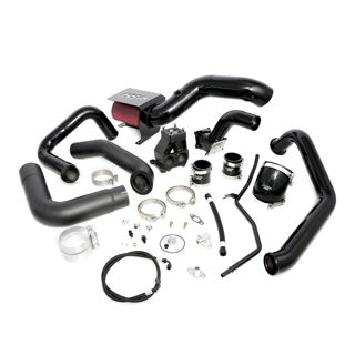 Picture of 2004.5-2005 Chevrolet / GMC S400 Single Install Kit No Turbo Gloss Black HSP Diesel