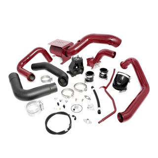 Picture of 2004.5-2005 Chevrolet / GMC S400 Single Install Kit No Turbo Candy Red HSP Diesel