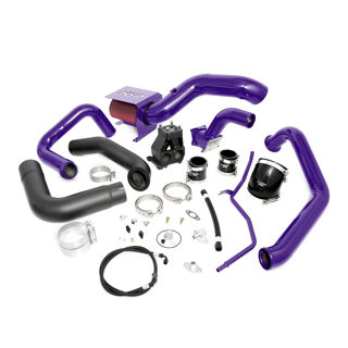 Picture of 2004.5-2005 Chevrolet / GMC S400 Single Install Kit No Turbo Candy Purple HSP Diesel