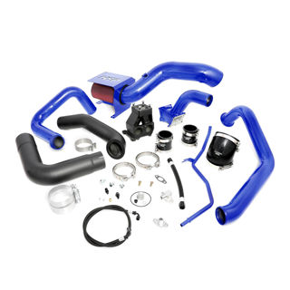 Picture of 2004.5-2005 Chevrolet / GMC S400 Single Install Kit No Turbo Candy Blue HSP Diesel