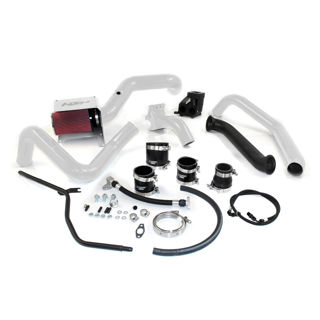 Picture of 2004.5-2005 Chevrolet / GMC S300 Single Install Kit No Turbo White HSP Diesel