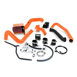 Picture of 2004.5-2005 Chevrolet / GMC S300 Single Install Kit No Turbo Orange HSP Diesel
