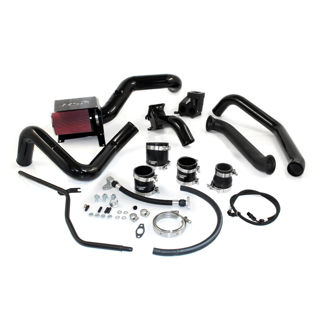Picture of 2004.5-2005 Chevrolet / GMC S300 Single Install Kit No Turbo Gloss Black HSP Diesel