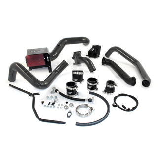 Picture of 2004.5-2005 Chevrolet / GMC S300 Single Install Kit No Turbo Dark Grey HSP Diesel