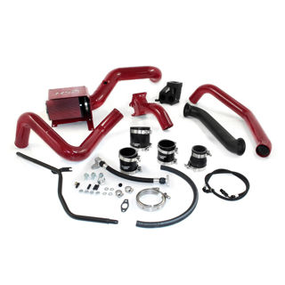 Picture of 2004.5-2005 Chevrolet / GMC S300 Single Install Kit No Turbo Candy Red HSP Diesel