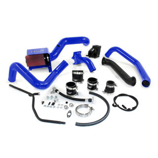 Picture of 2004.5-2005 Chevrolet / GMC S300 Single Install Kit No Turbo Candy Blue HSP Diesel