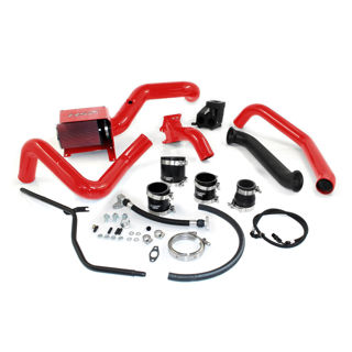 Picture of 2004.5-2005 Chevrolet / GMC S300 Single Install Kit No Turbo Blood Red HSP Diesel