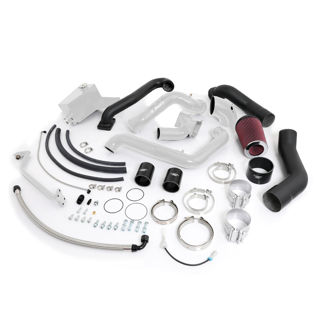 Picture of 2004.5-2005 Chevrolet / GMC Over Stock Twin Kit No Turbo Corner Location White HSP Diesel