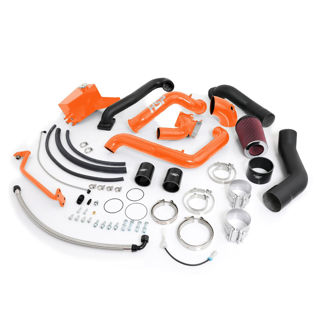 Picture of 2004.5-2005 Chevrolet / GMC Over Stock Twin Kit No Turbo Corner Location Orange HSP Diesel