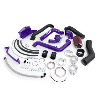 Picture of 2004.5-2005 Chevrolet / GMC Over Stock Twin Kit No Turbo Corner Location Candy Purple HSP Diesel