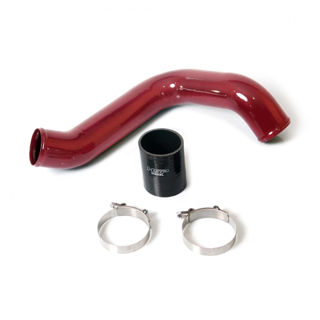 Picture of 2004.5-2005 Chevrolet / GMC HSP Cold Side Tube to HSP Bridge Candy Red HSP Diesel
