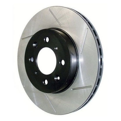Picture of STOPTECH - PREMIUM FRONT ROTORS - SLOTTED - 09-15 CTS-V  (Left)