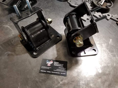 Picture of Atomic Fabrication Motor Mounts for Trailblazer SS