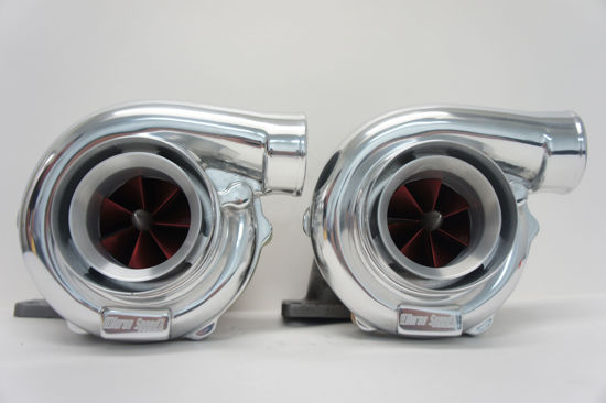 Picture of Huron Speed Billet 67-76mm T4 Turbo
