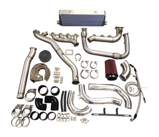 Picture of Huron Speed V3 99-02 Silverado/Sierra Intercooled T4 Turbo Kit