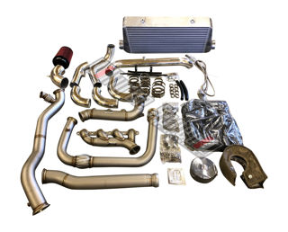 Picture of Huron Speed V3 03-07 Silverado/Sierra Intercooled T4 Turbo Kit