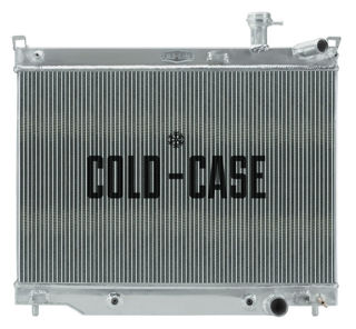 Picture of Cold Case Aluminum Performance Radiator for Trailblazer SS