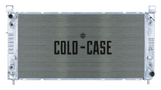 Picture of Cold Case Aluminum Performance Radiator for 99-12 GM Trucks w/ Oil Cooler
