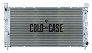 Picture of Cold Case Aluminum Performance Radiator for 99-12 GM Trucks w/out Oil Cooler