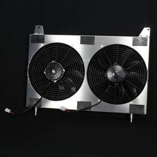 Picture of FSR Dual Fan Shroud for 06-09 Trailblazer SS