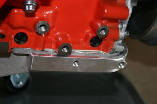 Picture of A/C Billet Adapter for C6 Pan